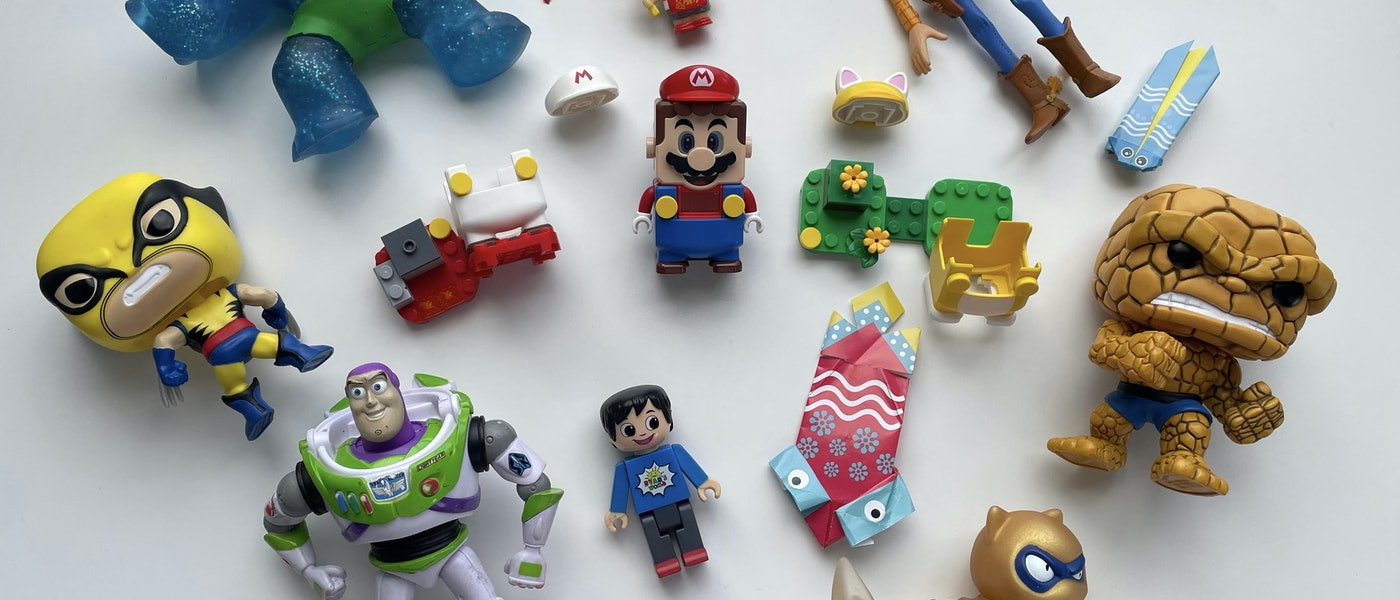 Ange Yao's Top 10 Best Toys for Toddlers