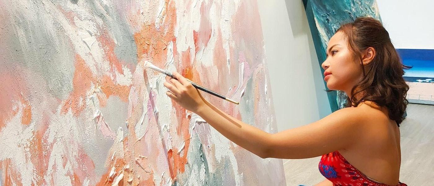 Bea Policarpio's Top 10 Art Studio Essentials