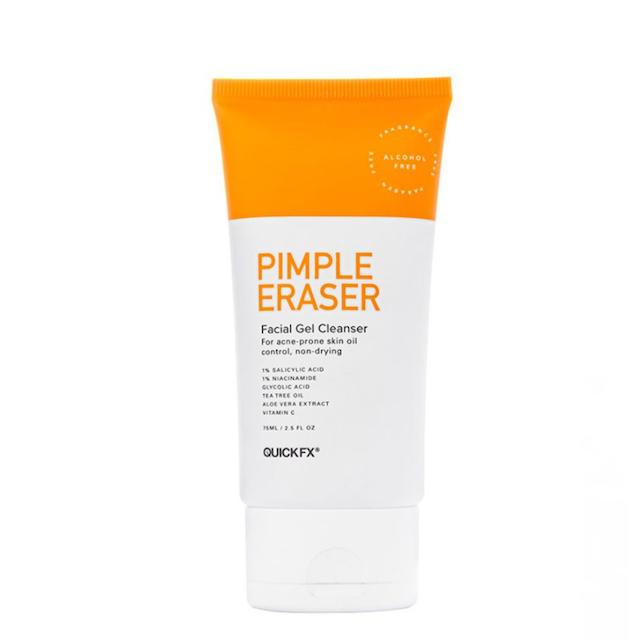 QuickFX Pimple Eraser Facial Gel Cleanser 1
