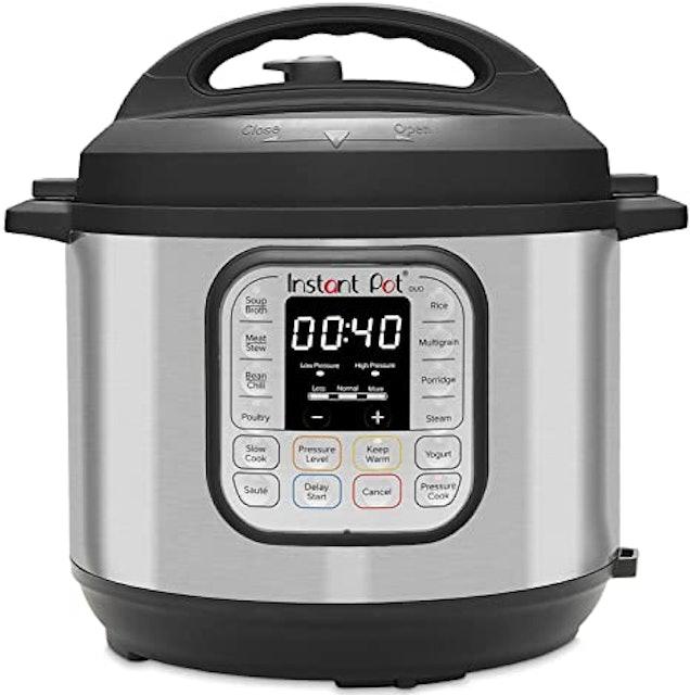 Instant Pot Instant Pot Duo 7-in-1 Multifunctional Smart Pressure Cooker 1