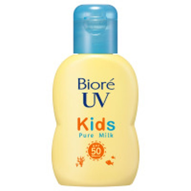 Biore UV Kids Pure Milk SPF 50+ PA++++ 1
