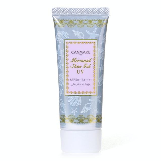 Canmake Mermaid UV Gel SPF 50 PA++++ 1