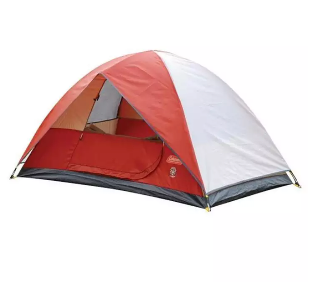 Coleman® 4-Person Sundome Camping Tent 1