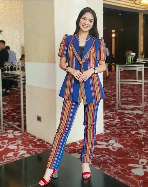 Kandama Ifugao Woven Women Suit 1