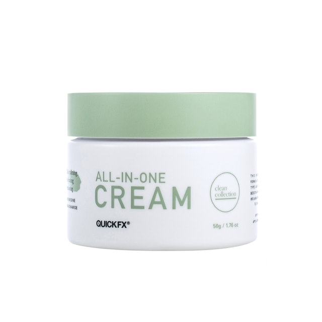 QUICKFX Clean Collection All In One Cream 1