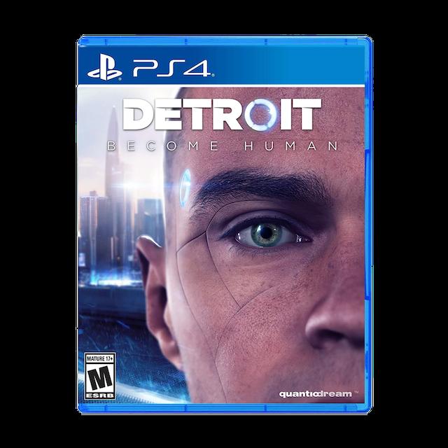 Detroit Become Human 1