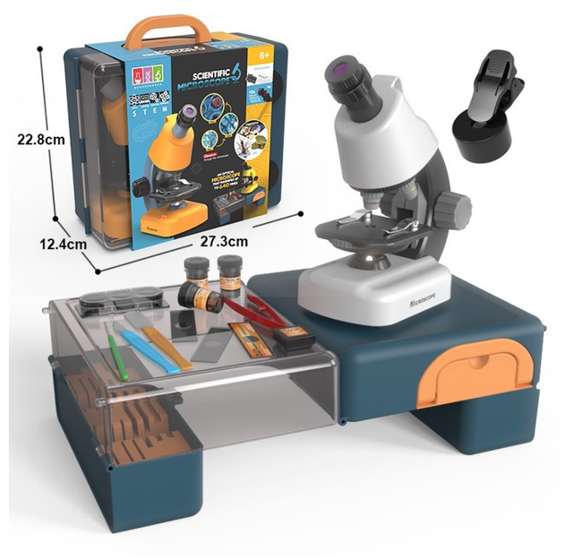 STEM Scientific Microscope Kit 1