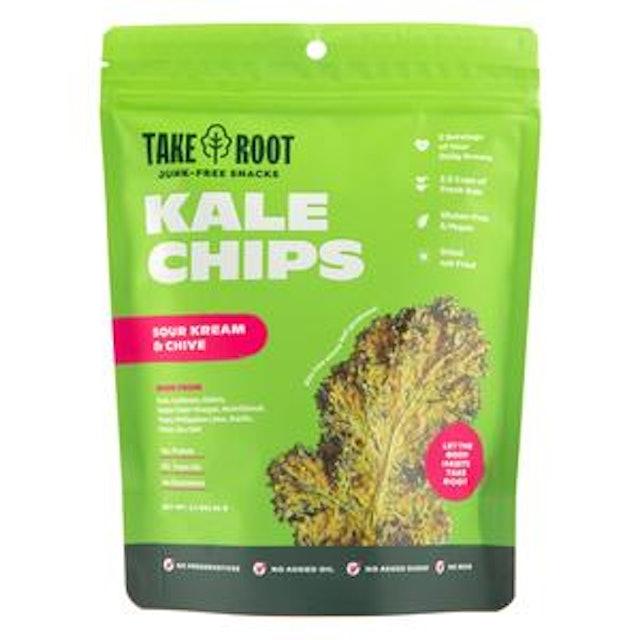 Take Root Kale Chips  1