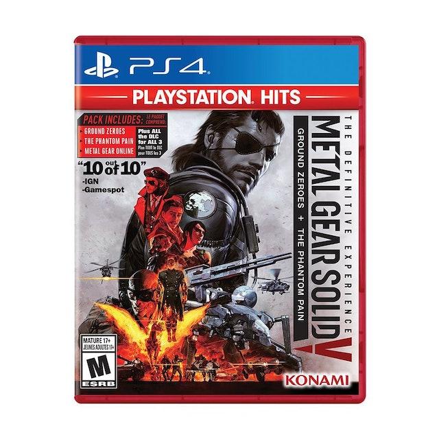 Konami Metal Gear Solid V  1