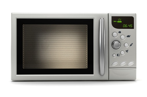 Standard Countertop Microwaves - Classic and Affordable