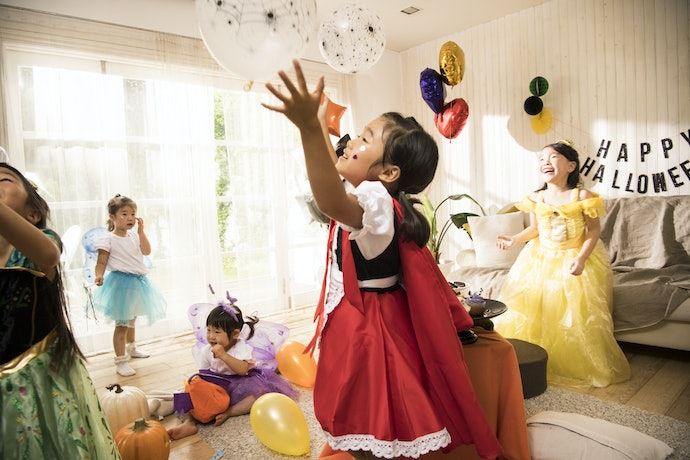 Decide a Theme for Your Indoor Halloween Celebration