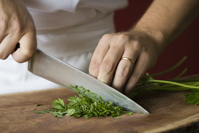 The Chef's Knife Is an All-Around Preference