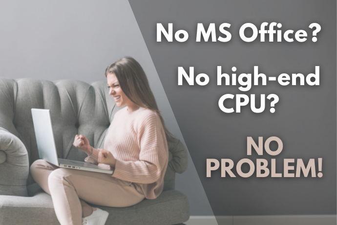 If on a Tight Budget, You Can Opt for Free Services and a Lower-End CPU
