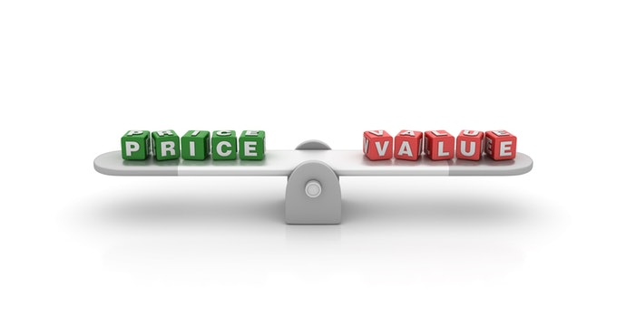 Value for Quality and Price Must Strike a Balance