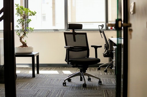 Enjoy Superior Breathability With Mesh Chairs