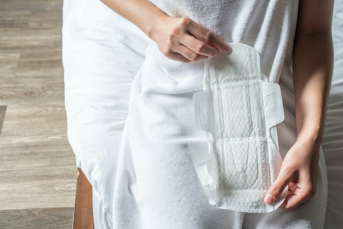Overnight Pads for a Worry-Free Night