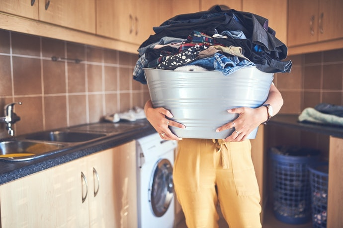 Select a Size Depending on How Much Soiled Clothes You Produce
