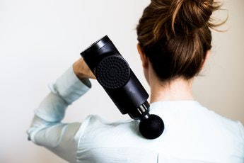 Pound Head Is Used for Full-Body Massages