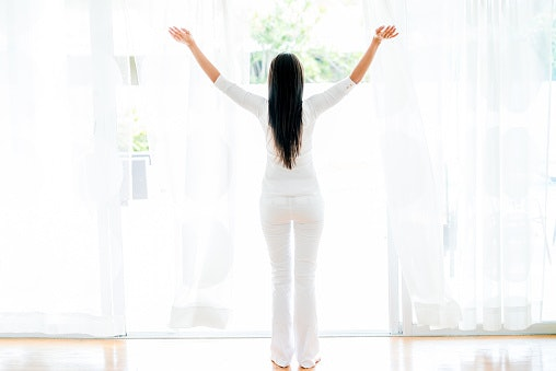 Ventilate Your Home by Opening Your Windows
