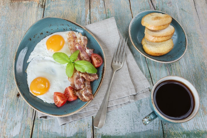 Complete Your Hearty Breakfast