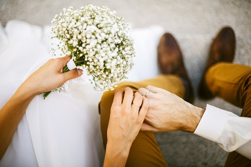 If You Are the Groom or the Bride: Think About What to Give Your Future Spouse