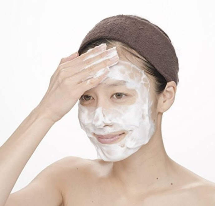 Gently Wash Your Face Twice a Day