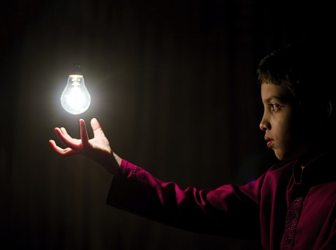 Lumens Is the Light Output