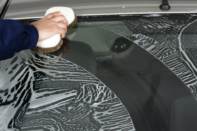 Foam Glass Cleaners Effectively Remove Tough Stains