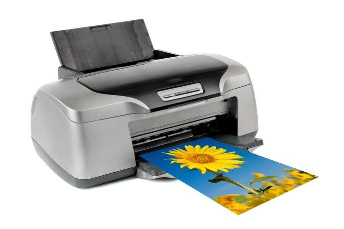 Inkjet Printers Are Cheaper Upfront and Take Less Room
