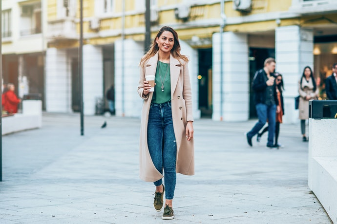 Dark Wash Jeans Are Perfect for Pulling Off Any Attire
