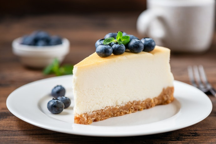 Get a No-Bake Cheesecake for a Chilled Dessert
