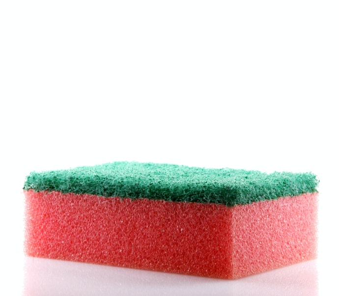 Abrasive Sponges for Removing Tough Messes
