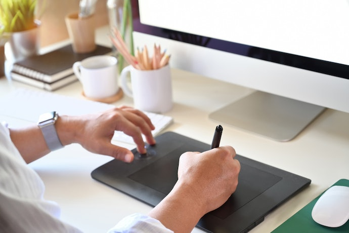 Graphics Tablet Needs to Be Connected to a Computer