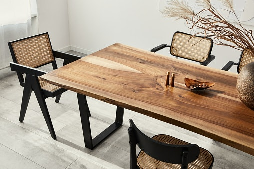 Choose Solid Wood if You Want a Good Investment Piece