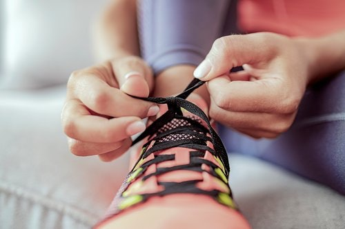Wear Running Shoes to Prevent Injuries