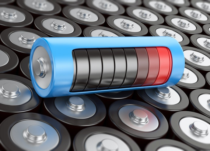 Pick a Low Self-Discharge Battery