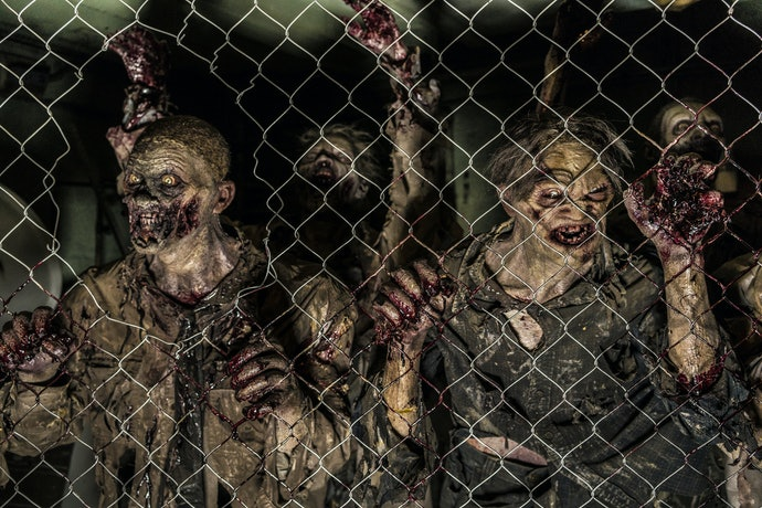 Supernatural Zombies Are Usually Featured in the Horror Genre