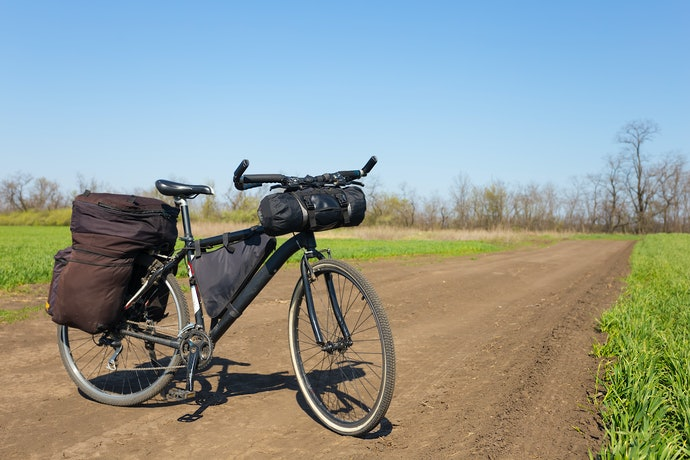 Frame Packs Maximize Storage As Well as Your Center of Gravity