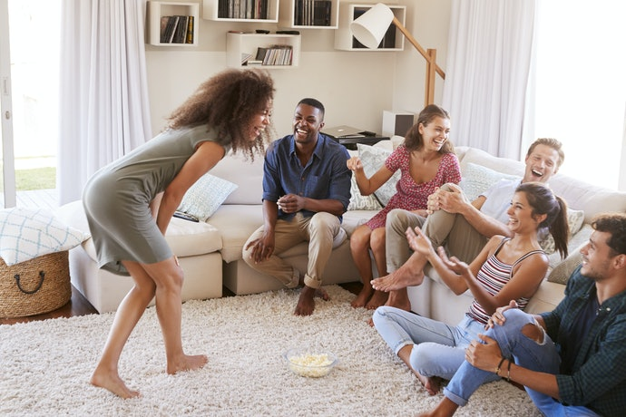 Laugh Out Loud With Family-Friendly, Pick-and-Pass and Dare Games