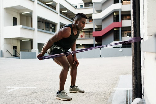 Power Resistance Bands Can Give a Full Body Workout