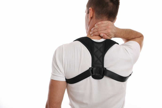 Figure-Eight Designs Are Targeted for the Shoulders