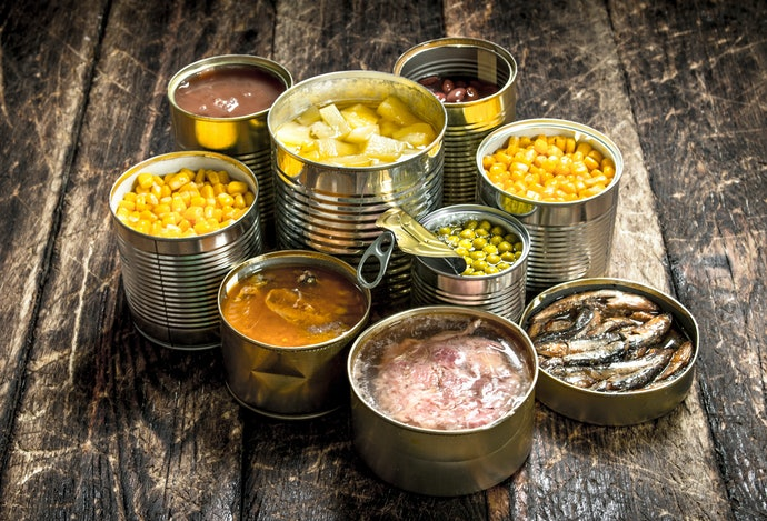 Canned Goods Provide Convenient and Healthy Food on the Go