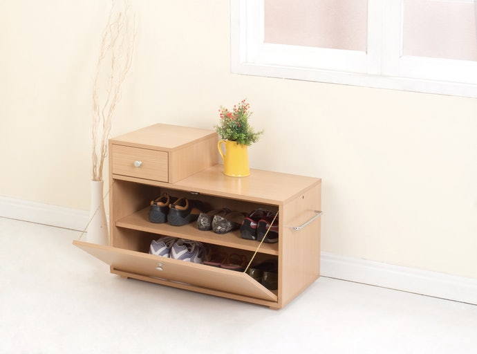 Shoe Cabinet for a More Secure Storage