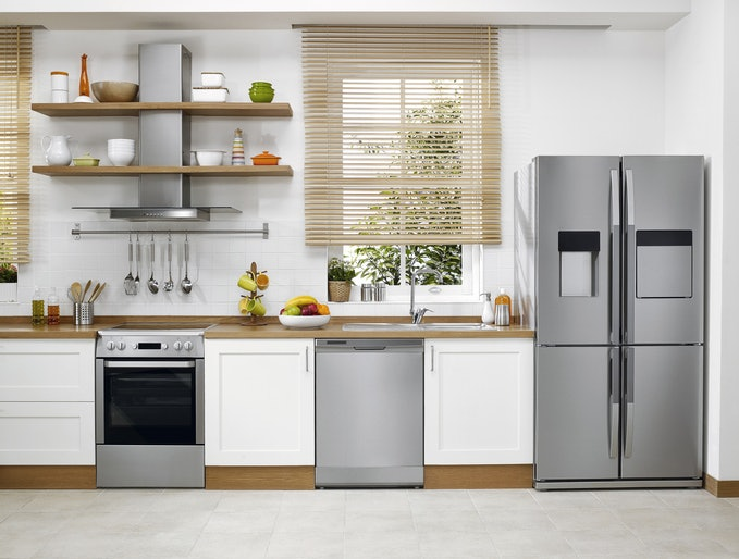 Built In, Countertop or Freestanding - Take your Pick
