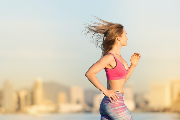 Moisture Wicking Polyester, Nylon, and Spandex for Intense Workouts