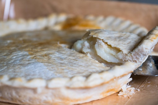 Get a Dose of Nostalgia With the Classic Buko Pie