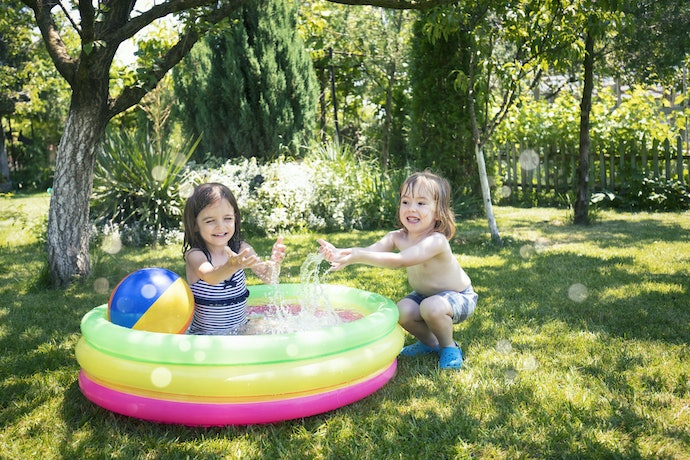 Check if the Size of the Inflatable Pool Fits in Your Space
