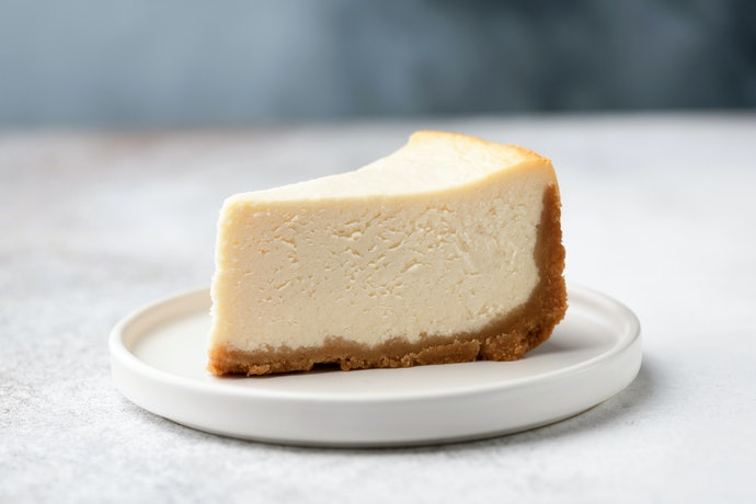 Traditional Cheesecake Is a Classic Choice