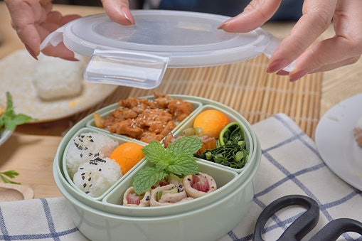 Look for a Lunch Box That Is Leakproof and Airtight