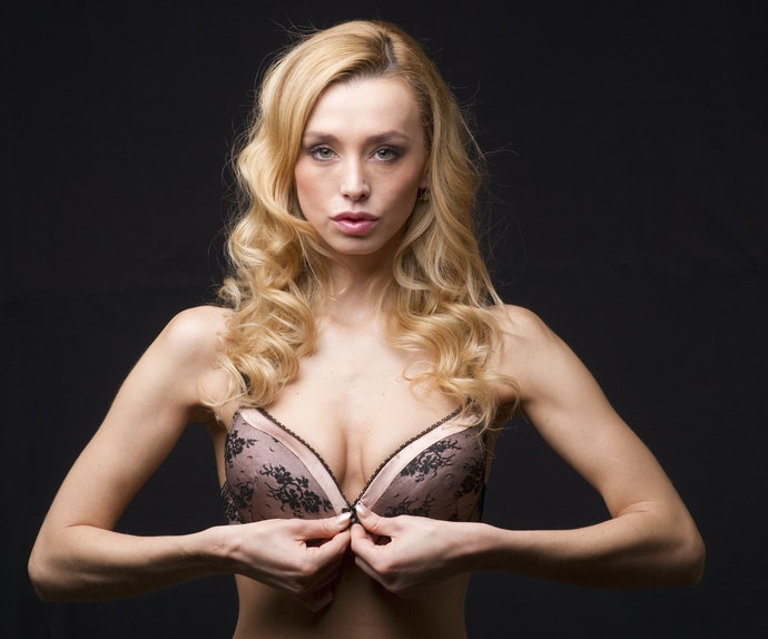 Get a Front Opening Bra If You Want Easy Access